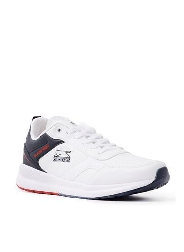 Slazenger Slazenger ZERO Koşu & Yürüyüş Erkek Ayakkabı    Beyaz